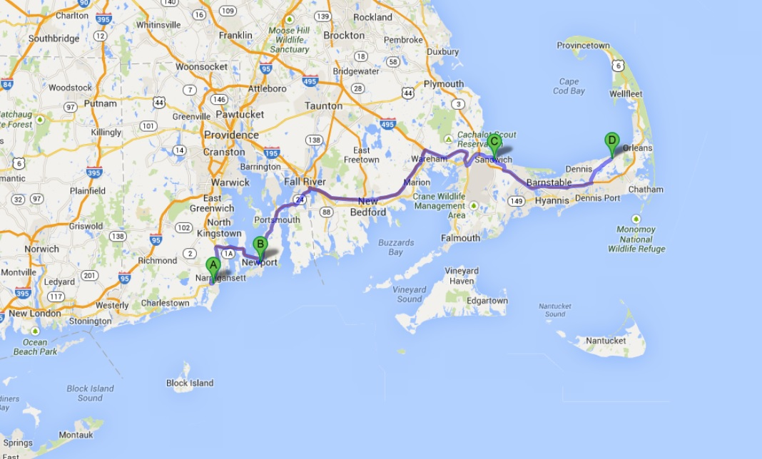 The Hungry Monkey Newport Rhode Island