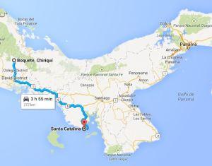 Map_Boquete_SantaCatalina