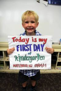 LachieFirstDaySign