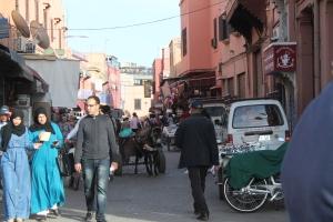Morocco 411